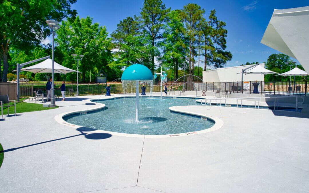 Grand Opening of the DAYLO Aquatics Center at Camp Southern Ground