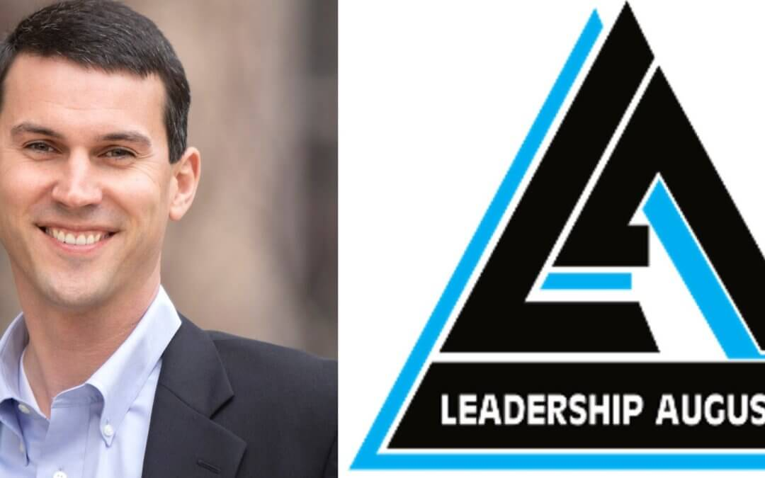Adam Cobb is a new member of the Leadership Augusta Class of 2022