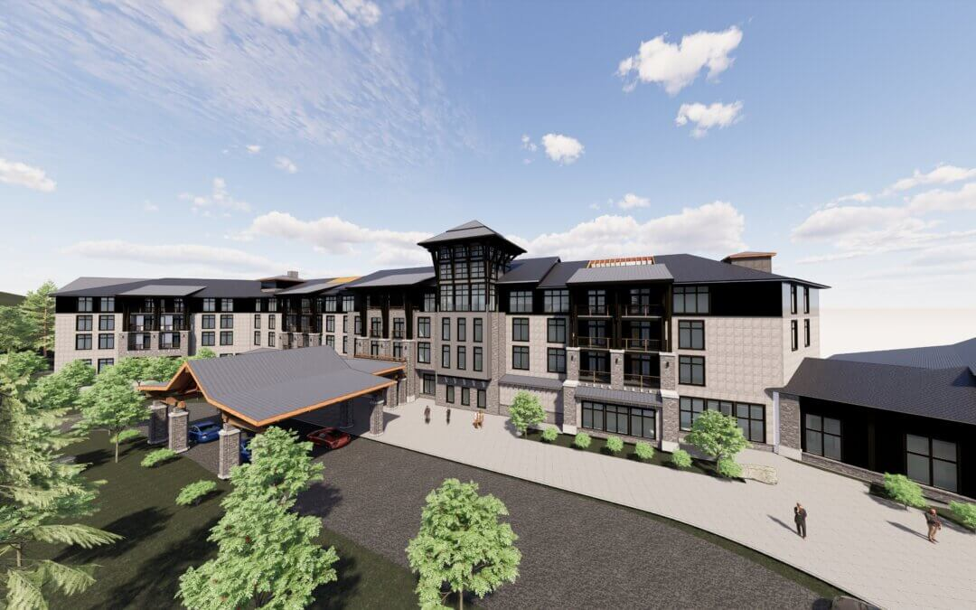 Construction Starting on 245-Room Hotel at McLemore on Lookout Mountain